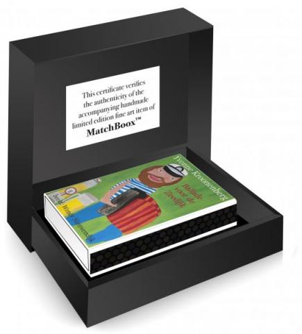 Giftbox, matchboox