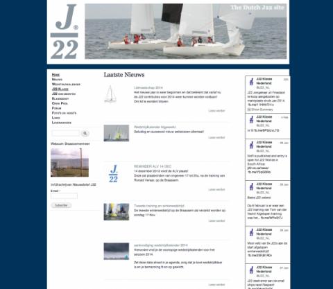 J22 homepage