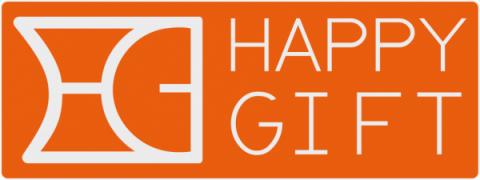 Logo Stichting Happy Gift
